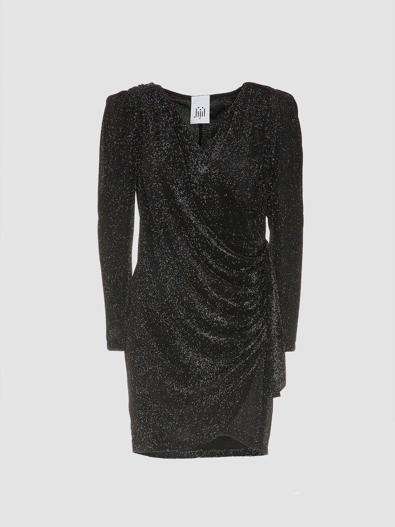 Short glittery dress