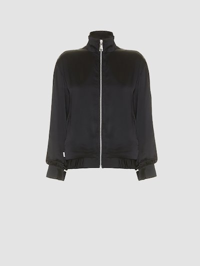 Bluette jacket with zip closure