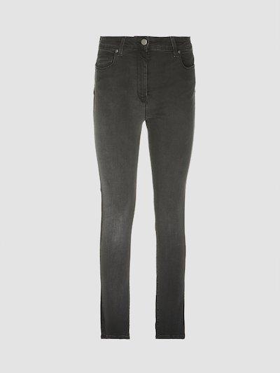 Skinny laser jeans