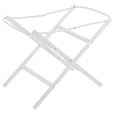 Baby Elegance Moses Basket Stand – White - Default