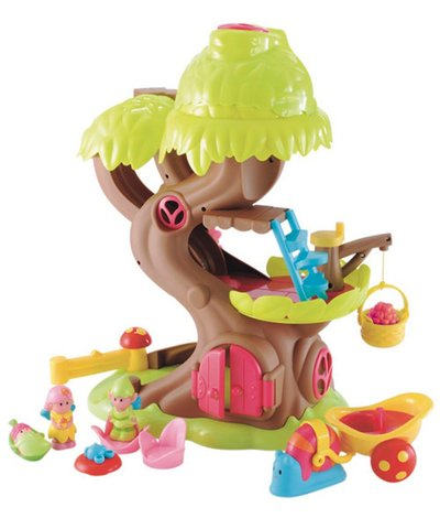 Happyland Forest Fairy Treehouse