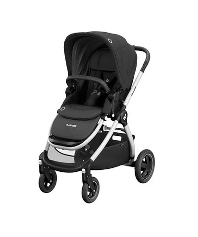Maxi-Cosi Adorra Pushchair - Essential Black