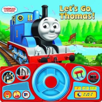 Thomas &Friends Let's Go Thomas Sound Book