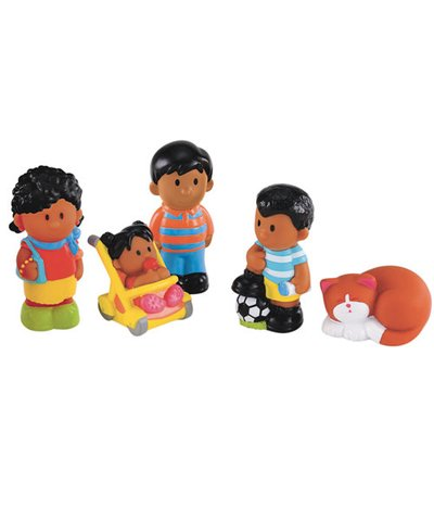 ELC Happyland Smiley Family