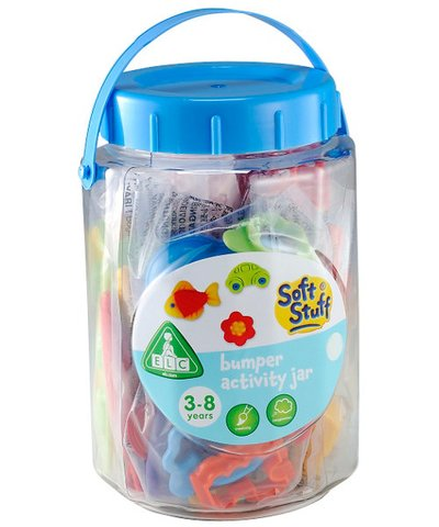 Soft Stuff Bumper Activity Jar