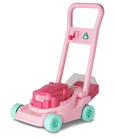 ELC Pink Lawnmower