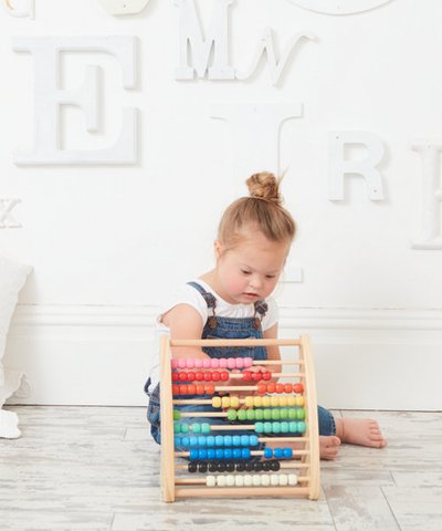 ELC Abacus Teaching Frame