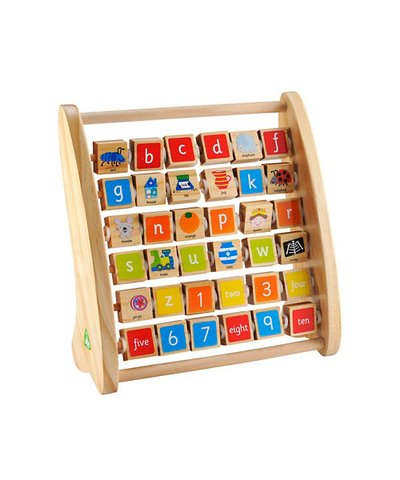 ELC Alphabet Teaching Frame