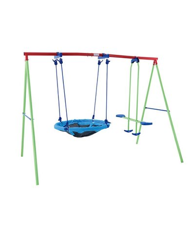 Multi Play Swing Set