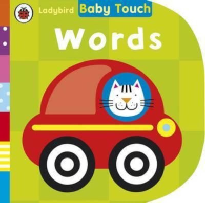 Ladybird Baby Touch Words