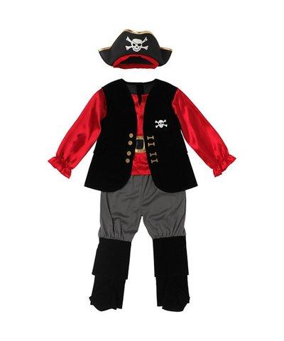 ELC Pirate Captain Outift