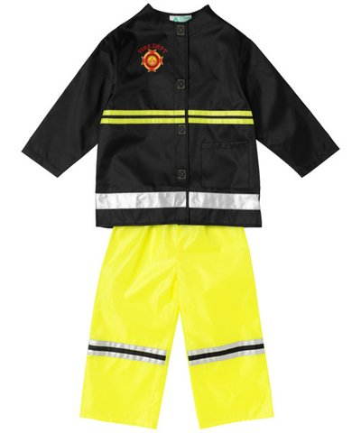 Firefighter outfit 3yrs+