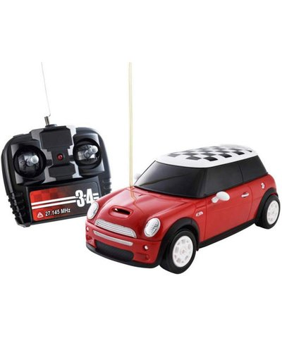 Radio Controlled Mini Cooper