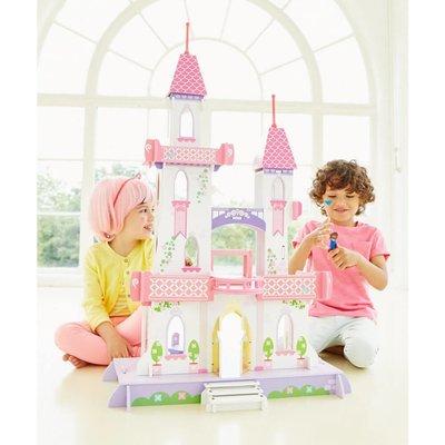 Rosebud Fairytale Castle