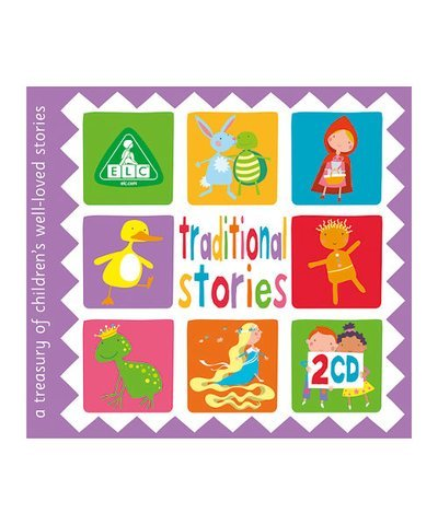 Traditional Stories CD