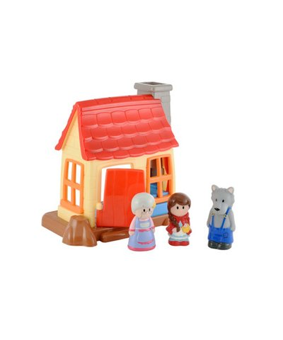 Happyland Little Red Riding Hood Play Set