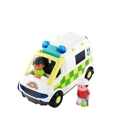 ELC Happyland Lights and Sounds Ambulance