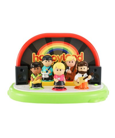 Happyland Band Set