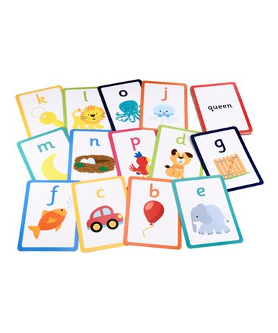 Jumbo Alphabet Cards
