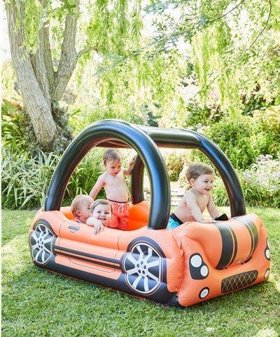 ELC Car Pool Orange