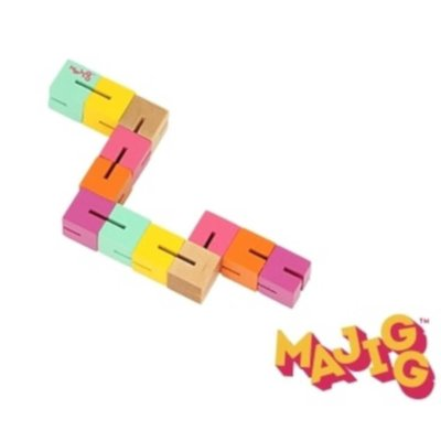 Majigg Twisty Blocks