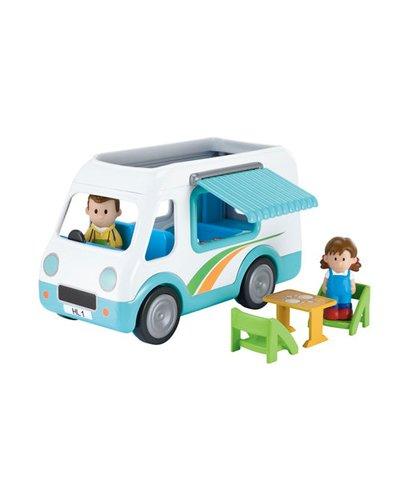 Happyland Camping Van