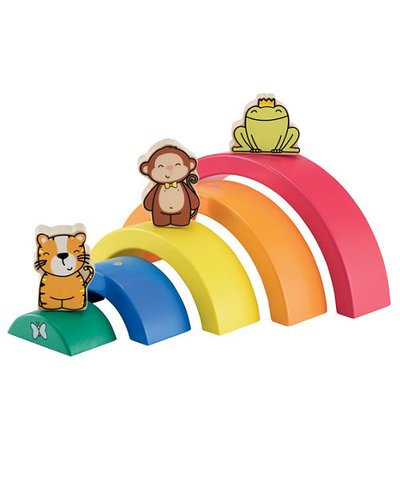 Wooden Curved Puzzle
