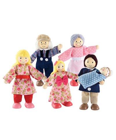 Rosebud Jones Family