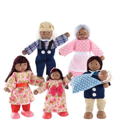 ELC Rosebud Smith Family