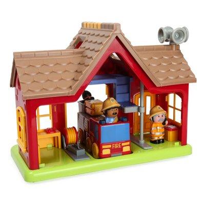 happyland fire station - Default