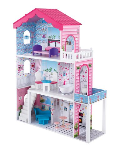 Sparkle Lights Dolls' Mansion