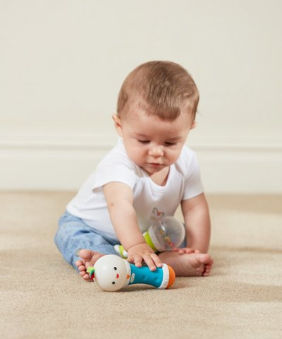 Little Senses Baby Maracas