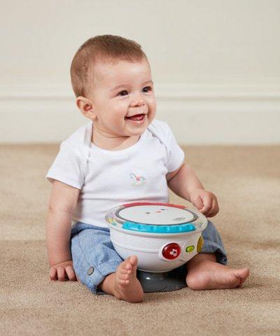 Little Senses Baby Drum