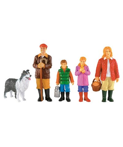 elc farm family figure set