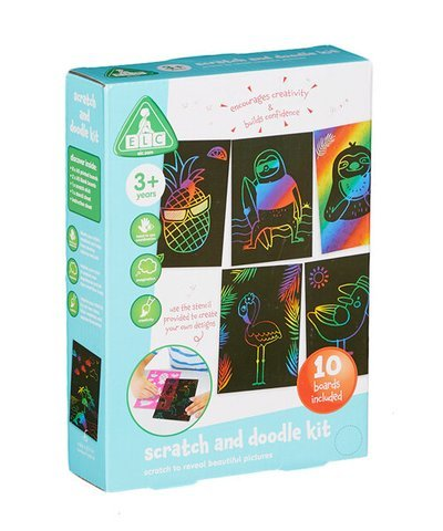 Scratch and Doodle Kit