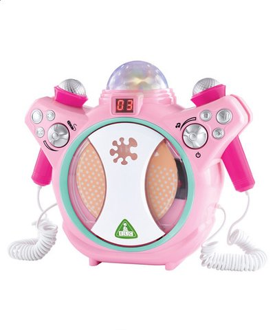 ELC Sing Along CD Player Pink
