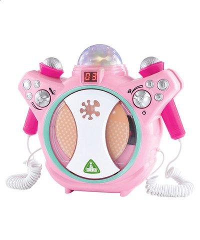 Pink Sing Along CD Player
