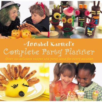 Annabel Karmel Complete Baby and Toddler Meal Planner