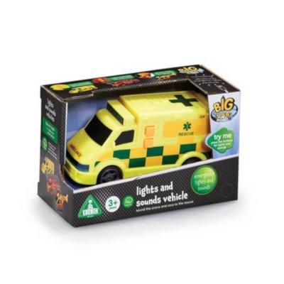 ELC Big City Lights and Sounds Ambulance