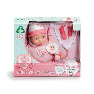 Cupcake Cuddle & Care Baby