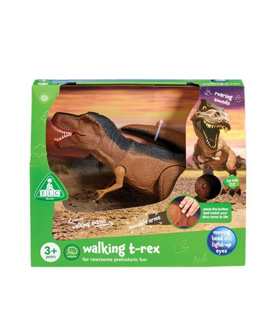 elc walking t-rex