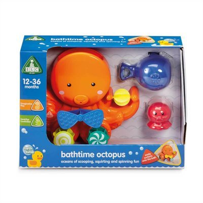 ELC Bath Octopus