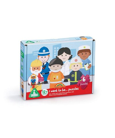 ELC Happyland I Want To Be Puzzle