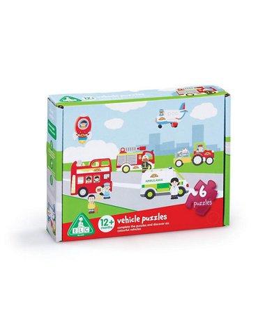 happyland vehicle puzzle