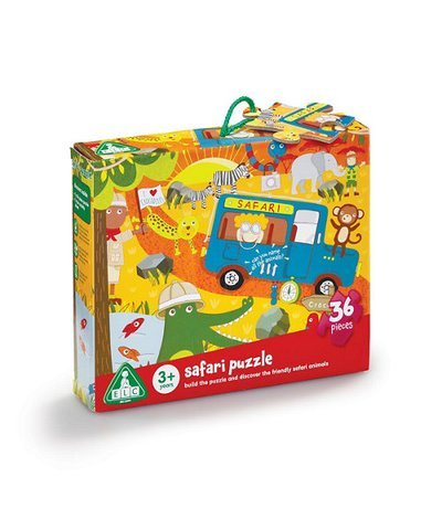 elc safari zoo puzzle