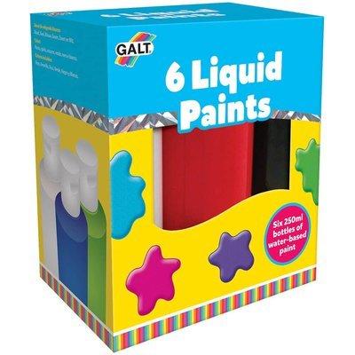 Galt Liquid Paints Art Set