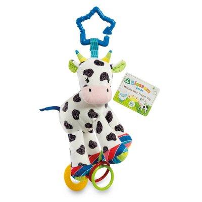 ELC Blossom Farm Martha Moo Travel Toy
