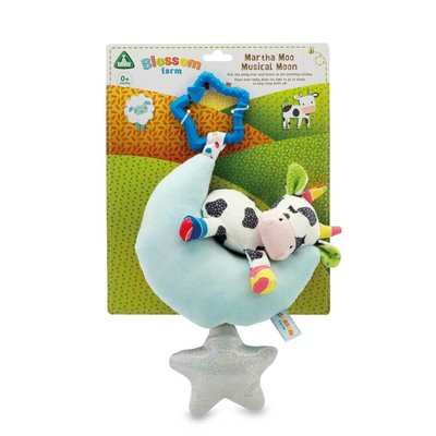 Blossom Farm Martha Moo Musical Moon