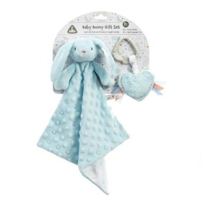 Early Learning Centre Baby Blue Bunny Gift Set