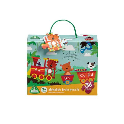 Early Learning Centre Alphabet Train Puzzle